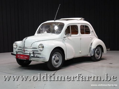 1958 Renault 4CV '58 For Sale (picture 1 of 6)