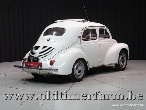 1958 Renault 4CV '58 For Sale (picture 2 of 6)