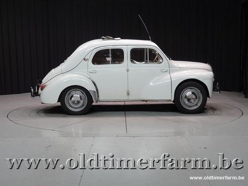 1958 Renault 4CV '58 For Sale (picture 3 of 6)