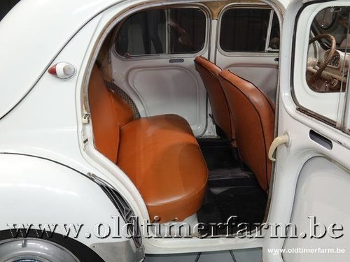 1958 Renault 4CV '58 For Sale (picture 5 of 6)
