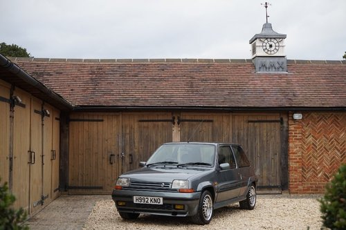1989 RENAULT 5 GT TURBO 73K NUT AND BOLT RESTORATION DRY STORED For Sale (picture 6 of 6)