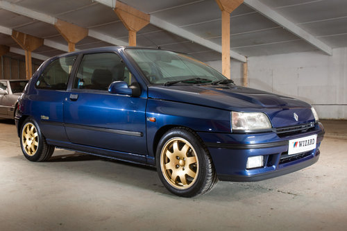1994 Renault  Clio Williams 1  NOW SOLD  For Sale (picture 1 of 6)