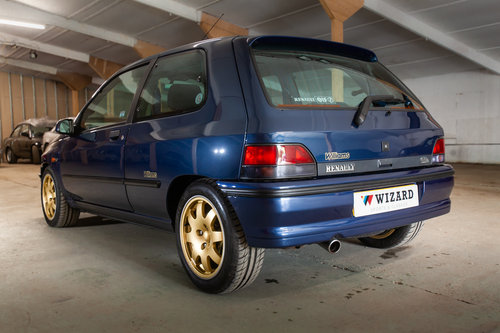 1994 Renault  Clio Williams 1  NOW SOLD  For Sale (picture 2 of 6)