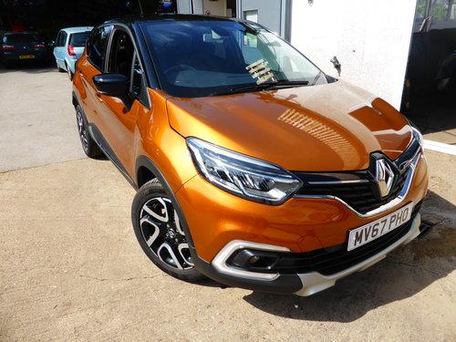 2017 (67) Renault Captur Dynamique S Nav 0.90Tce 90 For Sale (picture 1 of 6)