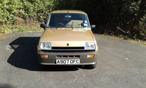1984 Renault 5 1.4 auto only 14k SOLD (picture 2 of 6)