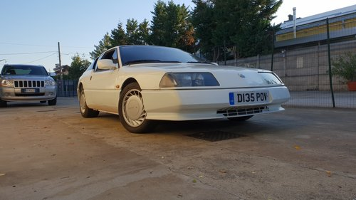 1987 VRY RARE ALPINE  V6 TURBO For Sale (picture 1 of 6)