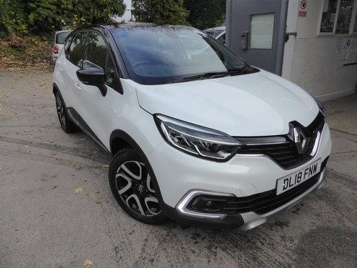 2018 (18) Renault Captur 0.9Tce 90 Dynamique S Nav  For Sale (picture 1 of 6)