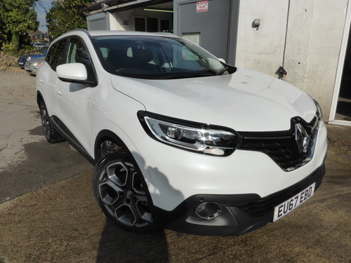 2018 (67) Renault Kadjar 1.2Tce 130 Dynamique S Na For Sale (picture 1 of 6)