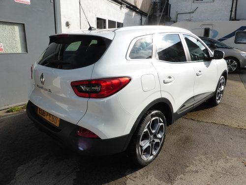 2018 (67) Renault Kadjar 1.2Tce 130 Dynamique S Na For Sale (picture 2 of 6)