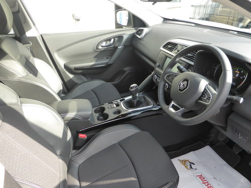2018 (67) Renault Kadjar 1.2Tce 130 Dynamique S Na For Sale (picture 3 of 6)