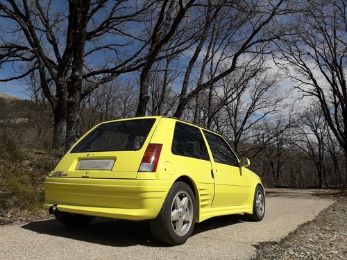 1986 Unique renault 5 gt turbo koenig 1 of 5 .as new! For Sale (picture 3 of 6)