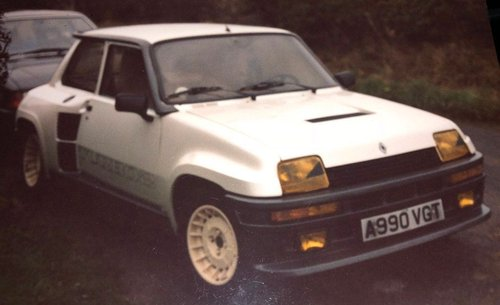 1984 (A Reg) Renault 5 Turbo 2 1397cc 8220 185bhp  For Sale (picture 6 of 6)