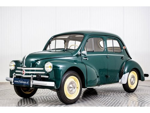 1958 Renault 4CV R1062 For Sale (picture 1 of 6)
