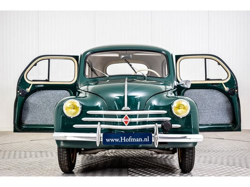 1958 Renault 4CV R1062 For Sale (picture 3 of 6)
