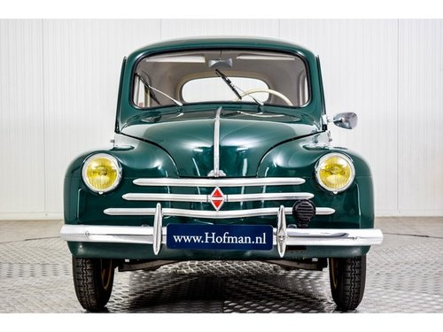 1958 Renault 4CV R1062 For Sale (picture 5 of 6)