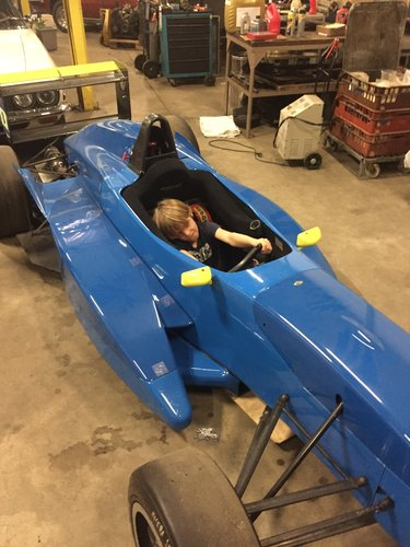 2001 formula renault 2000 For Sale (picture 1 of 1)