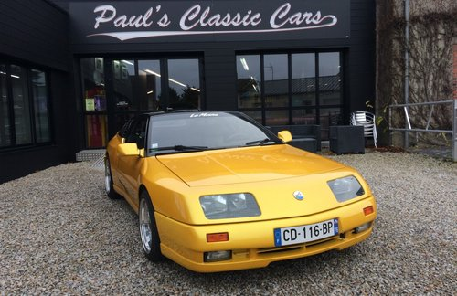 1990 Renault Alpine Le Mans For Sale (picture 1 of 5)