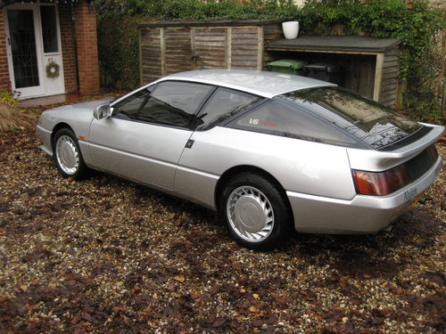 1987 Rare early Renault Alpine GTA V6 Turbo For Sale (picture 2 of 6)