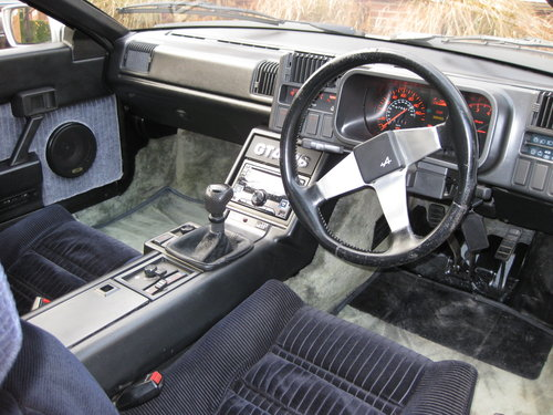 1987 Rare early Renault Alpine GTA V6 Turbo For Sale (picture 5 of 6)