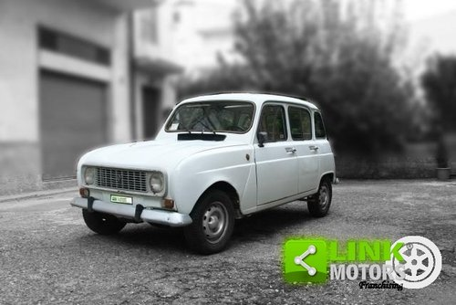 1984 Renault R 4 TL850 - BASE RESTAURO - For Sale (picture 1 of 6)