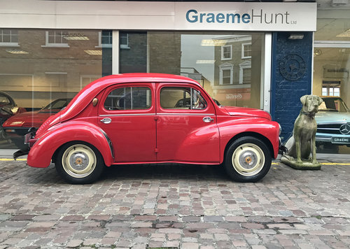 1961 Renault 750 / 4CV fully restored with many upgrades SOLD (picture 3 of 6)
