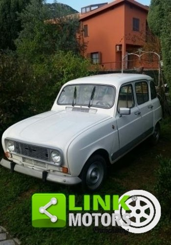 1985 Renault R 4 GTL For Sale (picture 1 of 6)
