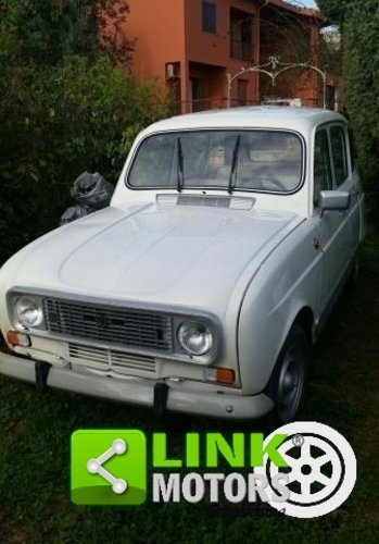 1985 Renault R 4 GTL For Sale (picture 2 of 6)
