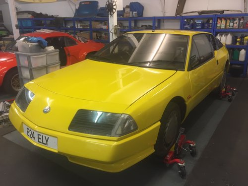 1987 Renault Alpine GTA V6 Turbo For Sale (picture 1 of 6)