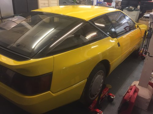 1987 Renault Alpine GTA V6 Turbo For Sale (picture 2 of 6)