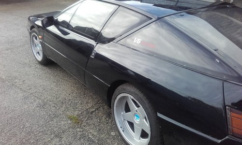 1989 GTA V6 Turbo For Sale (picture 4 of 6)