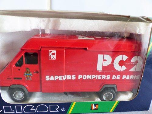 RENAULT B110-SAPEURS POMPIERS DE PARIS-1:43 For Sale (picture 1 of 6)