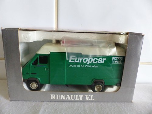 RENAULT MESSENGER-EUROPCAR-1:43 SCALE MODEL For Sale (picture 2 of 6)