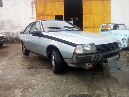 1980 Renault Fuego 2000CC SOLD (picture 1 of 1)