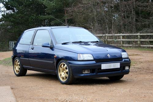 1994 Williams Clio SOLD (picture 1 of 6)