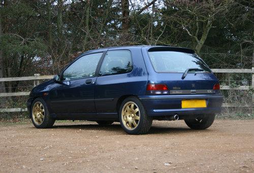 1994 Williams Clio SOLD (picture 4 of 6)