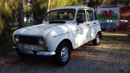 1990 1988 RENAULT 4GTL . Family Estate, WORKHORSE! For Sale (picture 4 of 6)
