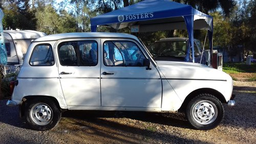 1990 1988 RENAULT 4GTL . Family Estate, WORKHORSE! For Sale (picture 5 of 6)