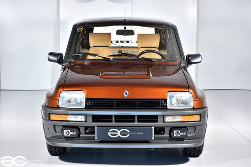1985 Beautiful Show Winning Renault 5 Turbo 2 SOLD (picture 1 of 6)