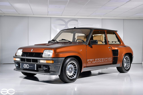 1985 Beautiful Show Winning Renault 5 Turbo 2 SOLD (picture 2 of 6)