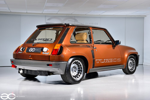 1985 Beautiful Show Winning Renault 5 Turbo 2 SOLD (picture 3 of 6)