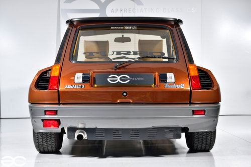 1985 Beautiful Show Winning Renault 5 Turbo 2 SOLD (picture 4 of 6)