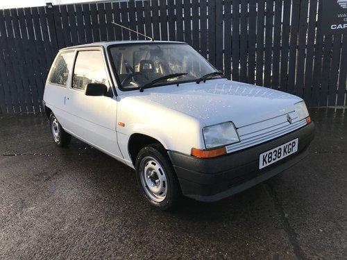 1992 Renault 5 Campus super *4000*genuine miles For Sale (picture 1 of 6)