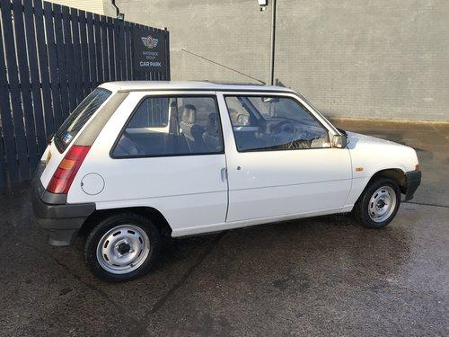 1992 Renault 5 Campus super *4000*genuine miles For Sale (picture 2 of 6)