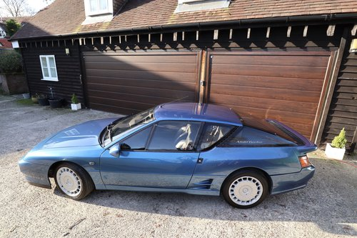 1994 Renault A610 Turbo For Sale (picture 1 of 5)