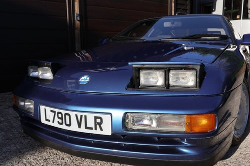 1994 Renault A610 Turbo For Sale (picture 2 of 5)