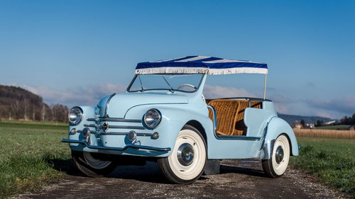 1961 Renault 4CV R1062 Beach car - No reserve For Sale by Auction (picture 1 of 1)