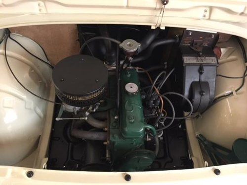 1963 RENAULT DAUPHINE 1093 For Sale (picture 6 of 6)