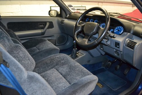 1995 Clio Williams 3 with only 13,000 genuine miles For Sale (picture 4 of 6)