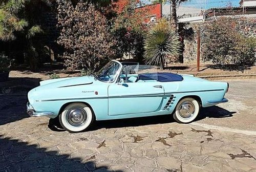 1961 Renault Floride Cabriolet Hard top S1 For Sale (picture 1 of 6)