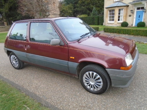 1989 Renault 5 Auto 1397cc For Sale (picture 1 of 6)
